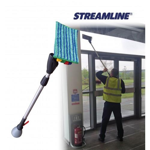 Комплект ECOSHINE™ PRO для мытья окон и внутренних поверхностей в помещение на высоте до 4 м.