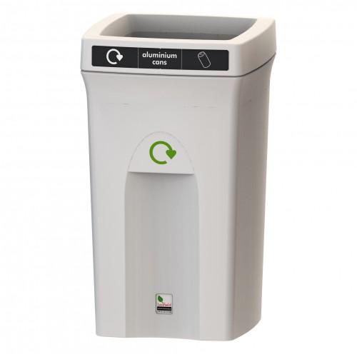 Контейнер для отходов пластиковый с открытой крышкой