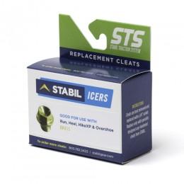 Шипы противоскользящие из латуни для STABIL-Run-Heel-Hike-Overshoe- cleat brass