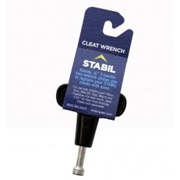 Ключ для работы с противоскользящими шипами STABIL cleat wrench