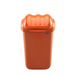 Мусорный бак пластиковый для раздельного сбора мусора с плавающей крышкой
