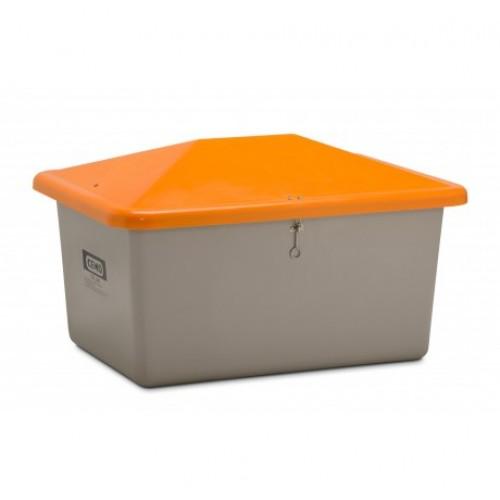 Ящик-контейнер CEMO для песка, соли и реагентов емкость 100 - 2200 литров