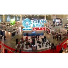 Aroterra на профессиональной выставке клининговых компаний CleanExpo 2019
