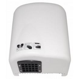 Сушилка для рук Пластик ABS G-teq 8826 PW Белый