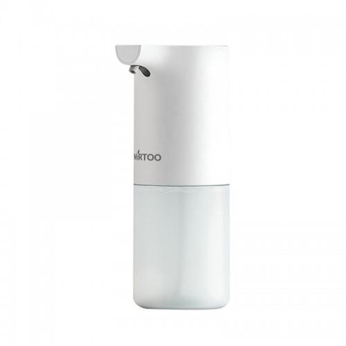 Автоматический бесконтактный диспенсер MIRTOO ZY16 для антисептика и жидкого мыла настольный на 500 мл