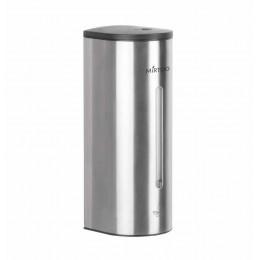 Автоматический дозатор MIRTOO FG2020 для антисептика и жидкого мыла, нержавеющая сталь, антивандальный, 1000 мл