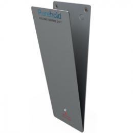 Антибактериальная и противовирусная накладка-панель на дверь Purehold PUSH plate