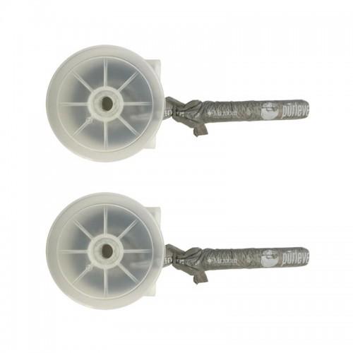 Сменный картридж для гигиеничной ручки двери Pūrleve™  Latch-Lock