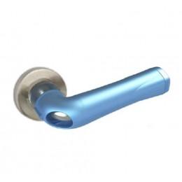 Антибактериальные и противовирусные ручки для дверей Purehold LEVER Handle Гигиеническая фурнитура для дверей