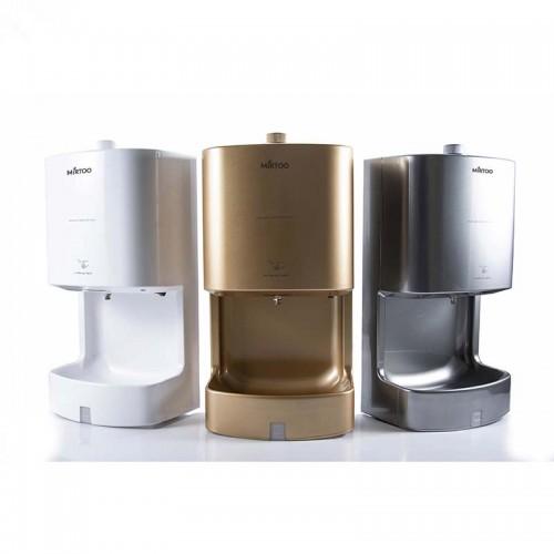 Сенсорный дезинфектор для рук бесконтактный настенный/ настольный для обработки рук с антисептиком , пластиковый, объем 2200 мл., MIRTOO XY8489