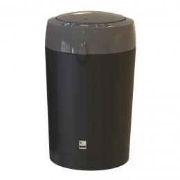 Бак пластиковый для мусора с  крышкой-вертушкой