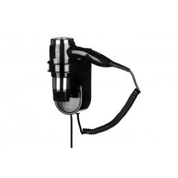 Фен настенный Пластик ABS  BXG 1600 H2 Черный