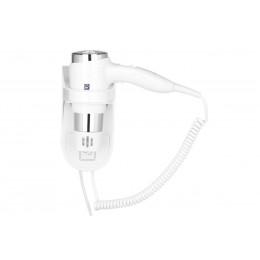 Фен настенный Пластик ABS  BXG 1600 Н1 Белый