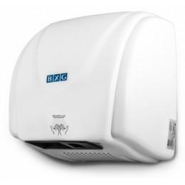 Электросушилка для рук из пластика белая BXG-230