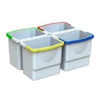 Отжимы, ведра для уборки и комплектующие