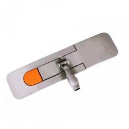 Держатель для мопов пластиковый с педалью на магните  Nossa, 40 см SZCZ-0001