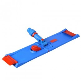 Держатель для мопов пластиковый с педалью Nossa, 50 см BYT50
