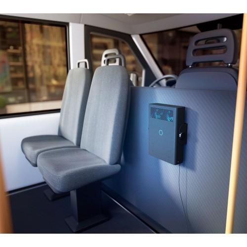 Автомобильный рециркулятор бактерицидный ОВУ-22 для маршруток, автобусов, коммерческого автотранспорта