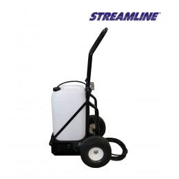 STREAMLINE Vivid ™ 25 дезустановка – передвижная тележка для дезинфекции вне помещений