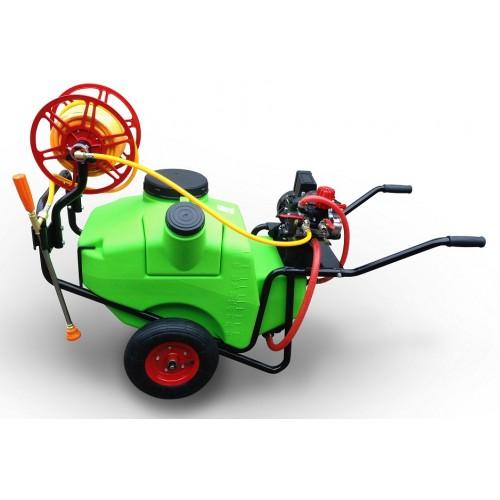 Дезинфекционная установка DS-green 100 с электрическим двигателем
