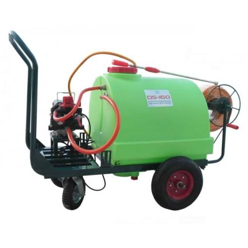 Дезинфекционная установка DS-160 емкость 200 литров с бензиновым двигателем