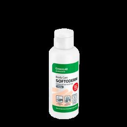 BC - SOFTODERM GEL, 100 мл. Нейтральное дезинфицирующее средство (кожный антисептик) на основе изопропилового спирта