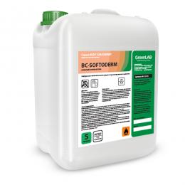 BC - SOFTODERM, 5 л. Нейтральное дезинфицирующее средство (кожный антисептик) на основе изопропилового спирта