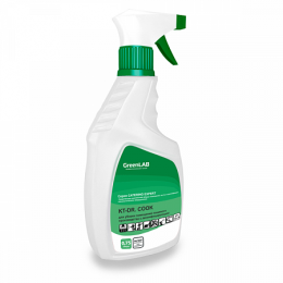 KT - DR. COOK, 0.75 л. Для уборки помещений пищевого производства с дезинфицирующим эффектом.