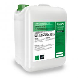KT - DR. COOK, 5 л. Для уборки помещений пищевого производства с дезинфицирующим эффектом