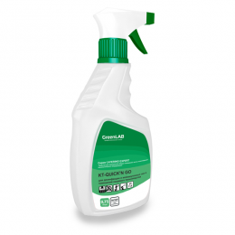 KT - QUICK'N GO, 0.75 л. Для быстрой дезинфекции поверхностей в кухонных зонах и помещениях пищевых производств