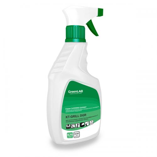 KT - GRILL DGR, 0.75 л. Для мытья печей и грилей. Высокоэффективный. С пониженным содержанием щелочи