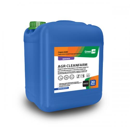 AGR CLEANFARM, 20 л. Для очистки и дезинфекции оборудования