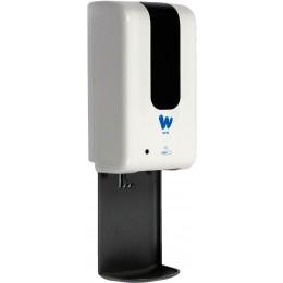 Дозатор сенсорный для антисептика (с UV установкой), с каплеуловителем , пластиковый,  1200 мл, PW-2252N