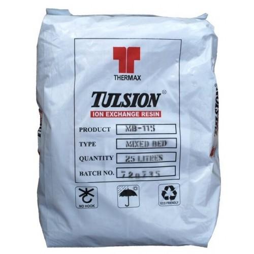 Деминерализирующая ионообменная смола высшего класса Thermax Tulsion High Grade MB-115