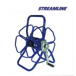 Катушка металлическая для шланга 6/8 мм до 100 м или 12 мм до 60 м