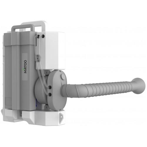 Генератор холодного тумана MIRTOO Stream-3, аккумуляторная литиевая батарея