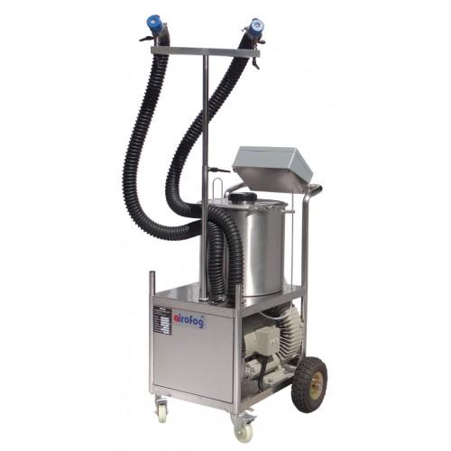 Промышленный генератор холодного тумана U60-PRO с двумя форсунками