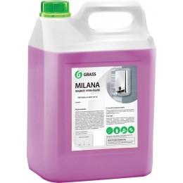 Крем мыло для рук Grass Milana 126305 Черника в йогурте 5000 мл