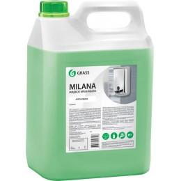 Крем мыло для рук Grass Milana 126605 Алоэ вера 5000 мл