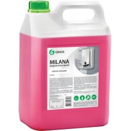 Крем мыло для рук Grass Milana 126405 Спелая черешня 5000 мл