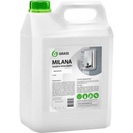 Крем мыло для рук Grass Milana 126205 жемчужное 5000 мл