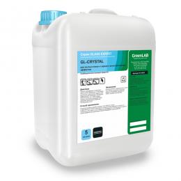 GL-CRYSTAL, 5 л. для мытья стекол и зеркал с антистатическим эффектом