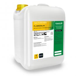 FL - GREENLAB, 5 л. для мытья полов с повышенным загрязнением