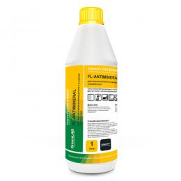 FL - ANTIMINERAL, 1 л. для мытья полов в помещениях с высокой влажностью и удаления ржавчины и известковых отложений