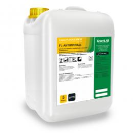 FL - ANTIMINERAL, 5 л. для мытья полов в помещениях с высокой влажностью и удаления ржавчины и известковых отложений