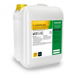 FL - STRIPPER MAX, 10 л. для глубокой чистки и удаления напольных защитных покрытий