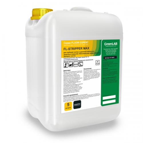 FL - STRIPPER MAX, 5 л. для глубокой чистки и удаления напольных защитных покрытий