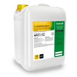 FL - STRIPPER MULTI, 10 л. для глубокой чистки и удаления напольных защитных покрытий