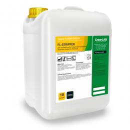 FL - STRIPPER, 10 л. для глубокой чистки и удаления напольных защитных покрытий. Базовый