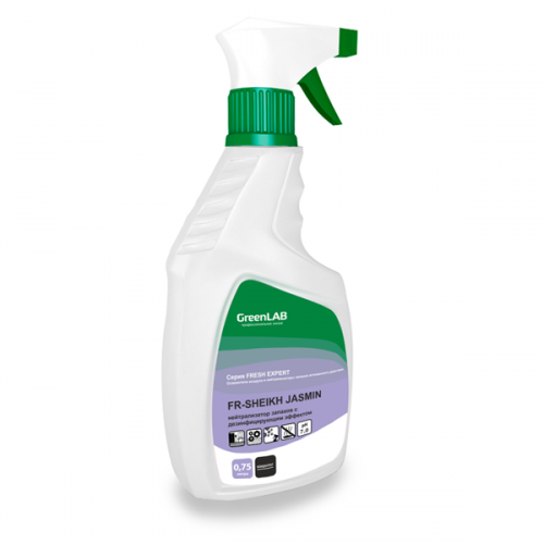 FR - SHEIKH JASMIN, 0.75 л. нейтрализатор запахов с дезинфицирующим эффектом
